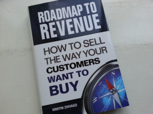 Kristin Zhivago og content marketing - Roadmap to Revenue